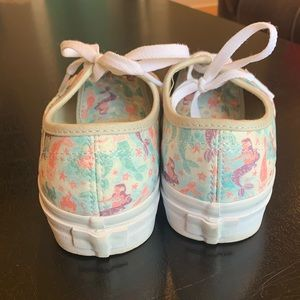 Vans Shoes - Vans Off The Wall Glitter Mermaid Sneakers